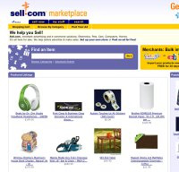 sell.com screenshot
