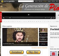 seriesyonkis.com screenshot