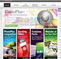 serif.com screenshot