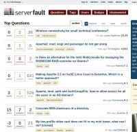serverfault.com screenshot
