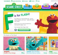sesamestreet.org screenshot