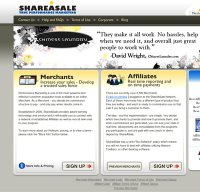 shareasale.com screenshot