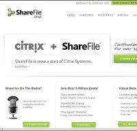 sharefile.com screenshot
