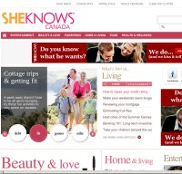 sheknows.com screenshot