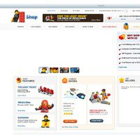 shop.lego.com screenshot