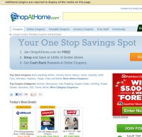 shopathome.com screenshot