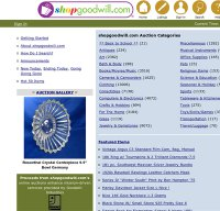 shopgoodwill.com screenshot