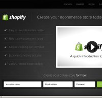 shopify.com screenshot
