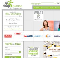 shoprunner.com screenshot
