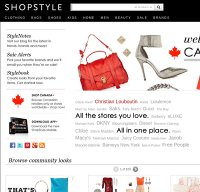 shopstyle.com screenshot