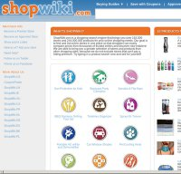 shopwiki.com screenshot