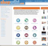 shopwiki.com screenshot