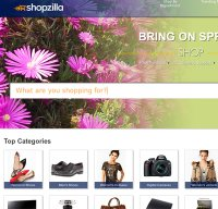 shopzilla.com screenshot