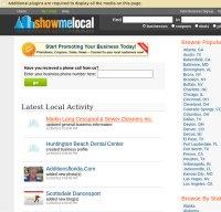showmelocal.com screenshot