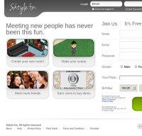 shtyle.fm screenshot