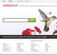 shutterstock.com screenshot