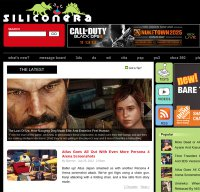 siliconera.com screenshot