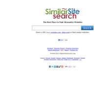 similarsitesearch.com screenshot