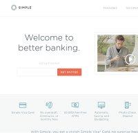 simple.com screenshot