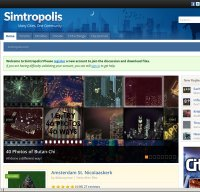 simtropolis.com screenshot
