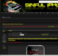 sinfuliphone.com screenshot