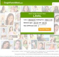 singleparentmeet.com screenshot