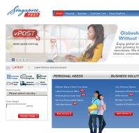singpost.com screenshot