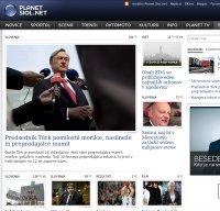siol.net screenshot
