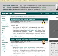 slashdot.org screenshot