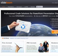 slideboom.com screenshot