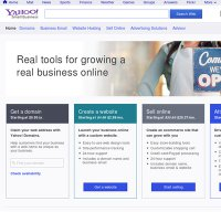 smallbusiness.yahoo.com screenshot