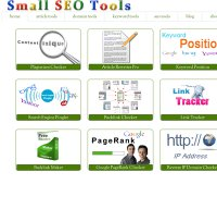 smallseotools.com screenshot
