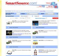 smartsource.com screenshot