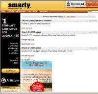 smarty.net screenshot