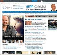 smh.com.au screenshot