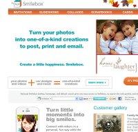 smilebox.com screenshot
