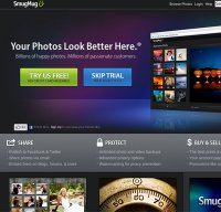 smugmug.com screenshot