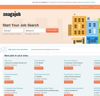 snagajob.com screenshot