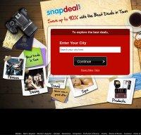 snapdeal.com screenshot