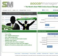 soccermanager.com screenshot