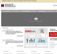societegenerale.fr screenshot