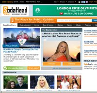 sodahead.com screenshot