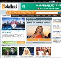 sodahead.com screenshot