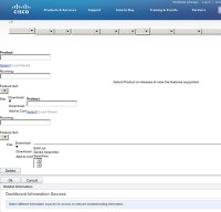 software.cisco.com screenshot