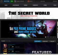 solomid.net screenshot