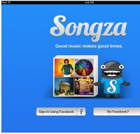 songza.com screenshot