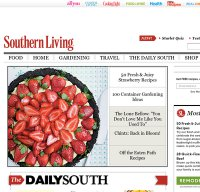 southernliving.com screenshot