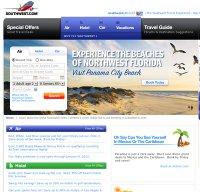 southwest.com screenshot