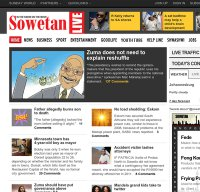 sowetanlive.co.za screenshot