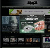 space.com screenshot